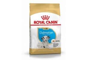 Royal Canin Junior Dalmatiër is een rasspecifieke voeding voor Dalmatiër pups tot 15 maanden.