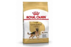 Royal Canin Adult Duitse Herder is een rasspecifieke voeding voor volwassen Duitse Herders vanaf 15 maanden.