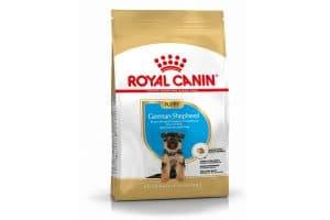 Royal Canin Junior Duitse Herder is een rasspecifieke voeding voor Duitse Herder pups tot 15 maanden.