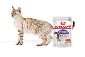 Royal Canin Sterilised Gravy maaltijdzakjes