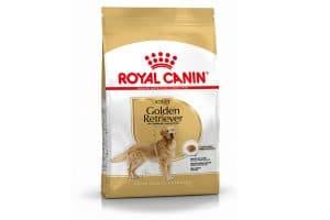 Royal Canin Adult Golden Retriever is een rasspecifieke voeding voor volwassen Golden Retrievers vanaf 15 maanden.