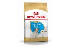 Royal Canin Junior Jack Russel is een rasspecifieke voeding voor Jack Russel pups tot 10 maanden.