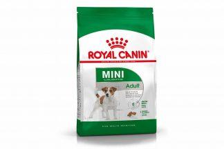 Royal Canin Mini Adult helpt kleine honden hun ideale figuur te behouden. Voor honden met een volwassen gewicht tot 10 kg. Mini Adult helpt kleine honden vanaf 10 maanden tot 8 jaar om het ideale figuur te behouden.