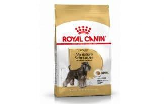 Royal Canin Adult Mini Schnauzer is een rasspecifieke voeding voor volwassen Mini Schnauzers vanaf 10 maanden.