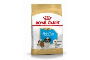 Royal Canin Junior Shih Tzu is een rasspecifieke voeding voor Shih Tzu's pups tot 10 maanden.