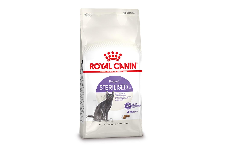 royal canin sterilised 37. Black Bedroom Furniture Sets. Home Design Ideas