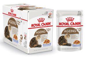Royal Canin Ageing 12+ maaltijdzakjes