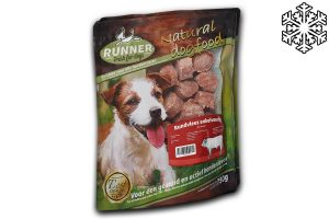 Runner Rund diepvries hondenvoeding