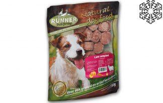 Runner Lam & Rijst diepvries hondenvoeding