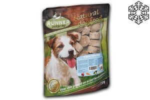 Runner Puppy diepvries hondenvoeding