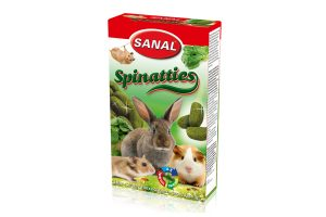 Sanal Spinatties
