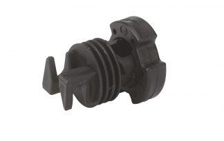 Schroef isolator voor ronde palen tot 12 mm