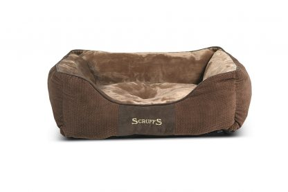 Scruffs Chester Box Bed hondenmand - bruin medium