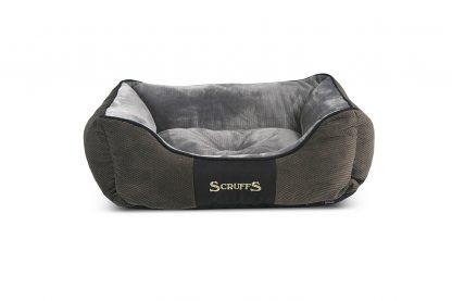 Scruffs Chester Box Bed hondenmand - grijs small