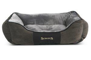 Scruffs Chester Box Bed hondenmand - grijs x-large