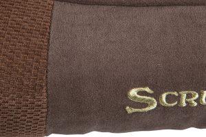 Scruffs Chester Box Bed hondenmand - logo en stof