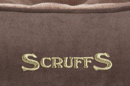 Scruffs Chester Box Bed hondenmand - logo
