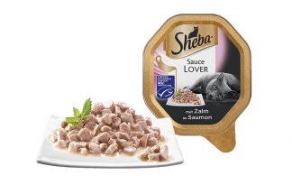 Sheba Sauce Lover met zalm