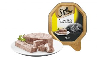 Sheba Classic Paté kip
