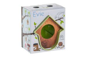 SingingFriend Hello Evie pindakaashouder - Groen