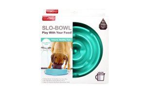 Outward Hound Slo Bowl Feeder Mini drop