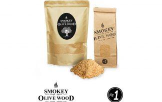 Smokey Olive Wood N1 rookmot