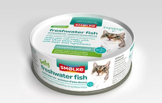 Smolke Soft Pate zoewatervis