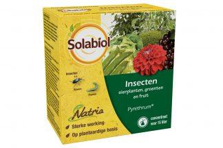 Solabiol Natria Insecten Pyrethrum concentraat 30 ml