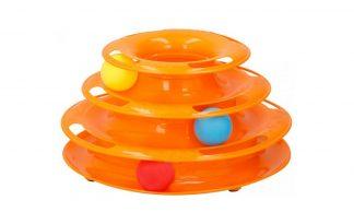 Roller speeltoren voor katten