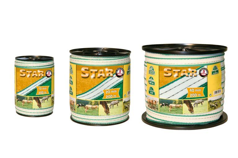 STAR afrasteringslint