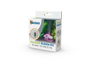 De Superfish Deco Led bubble-kit luchtbellen