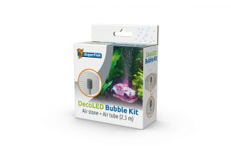 De Superfish Deco Led bubble-kit luchtbellen