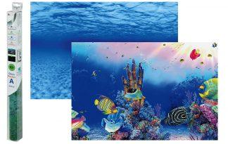 Superfish Deco Poster aquariumachtergrond F