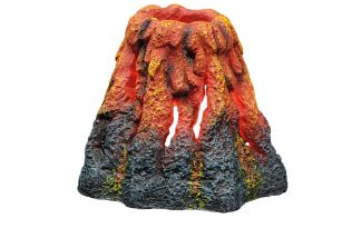 SuperFish Deco LED Vulkaan