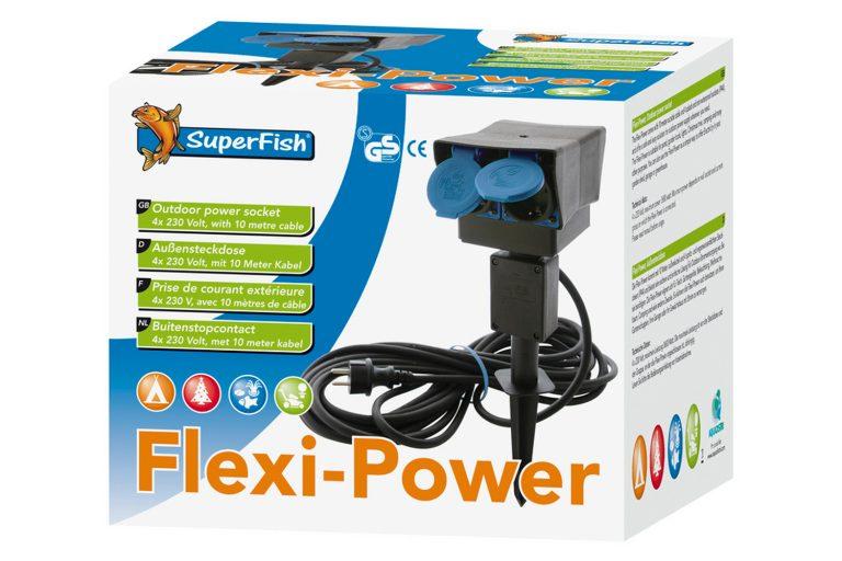 Superfish Flexi Power stekkerdoos