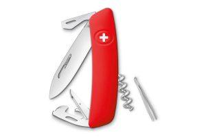 Swiza Zwitsers zakmes Red D03