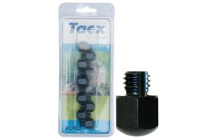 Tacx kalkoenen 3/8 14mm