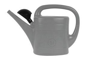 Talen Tools kunststof gieter - 5 liter grijs
