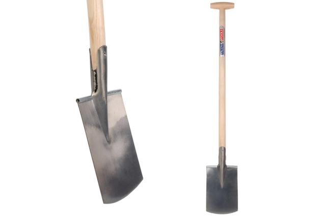 Talen Tools blank gepolijste compact spade