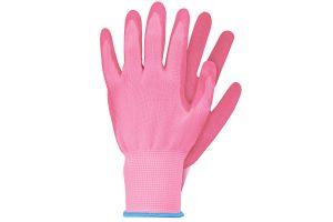Talen Tools werkhandschoenen roze