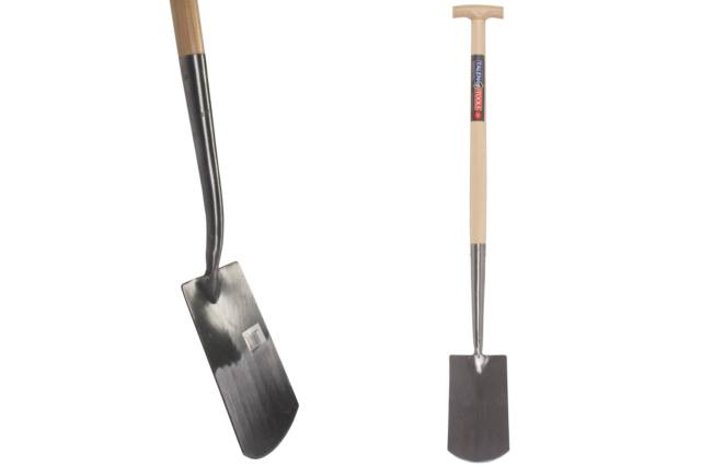 Talen Tools blank geslepen spade met hals