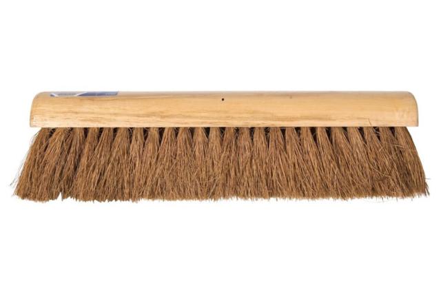 Talen Tools zaalveger 50 cm Cocos