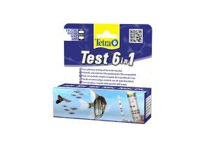 Tetra Test 6 in 1 (25 stk)