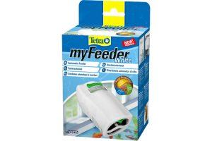 Tetra myFeeder voederautomaat wit
