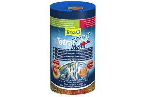 TetraPro Menu