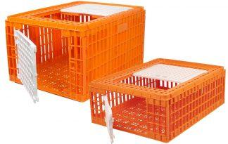 Transportkist voor pluimvee / kippen