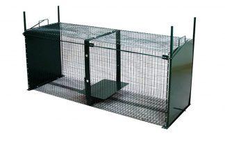 Trapped vangkooi 5009 - 150x50x60cm
