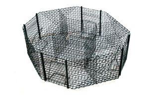 Trapped vangkooi 5052 - 100x30