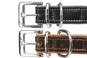 Trixie Active Comfort Halsband bruin zwart