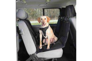 Trixie Auto-beschermdeken Zwart